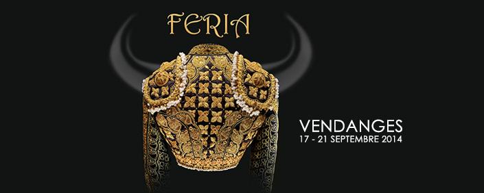 Nîmes - Féria des Vendanges 2014 - Grand triomphe de Miguel Angel Perera (Reportage vidéo)